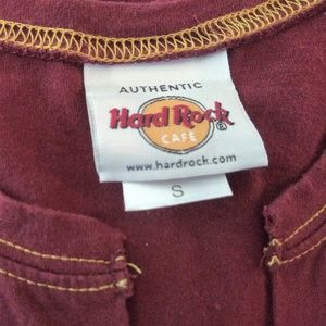 Hard Rock Cafe Tops - *** 3/$20  Hard Rock Cafe Philly Rock Star Tee